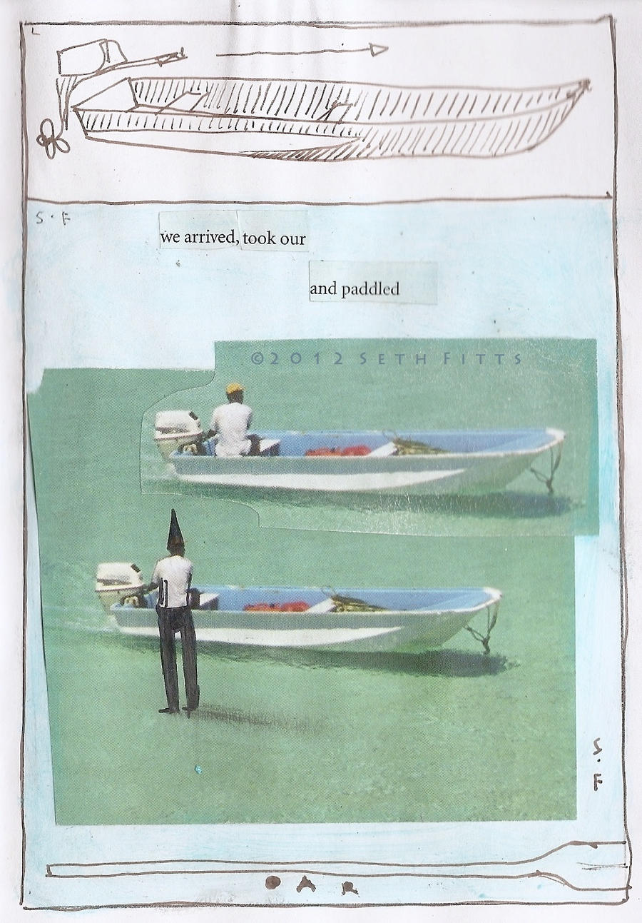 Boats (Page 10, SBP 2012) by SethFitts