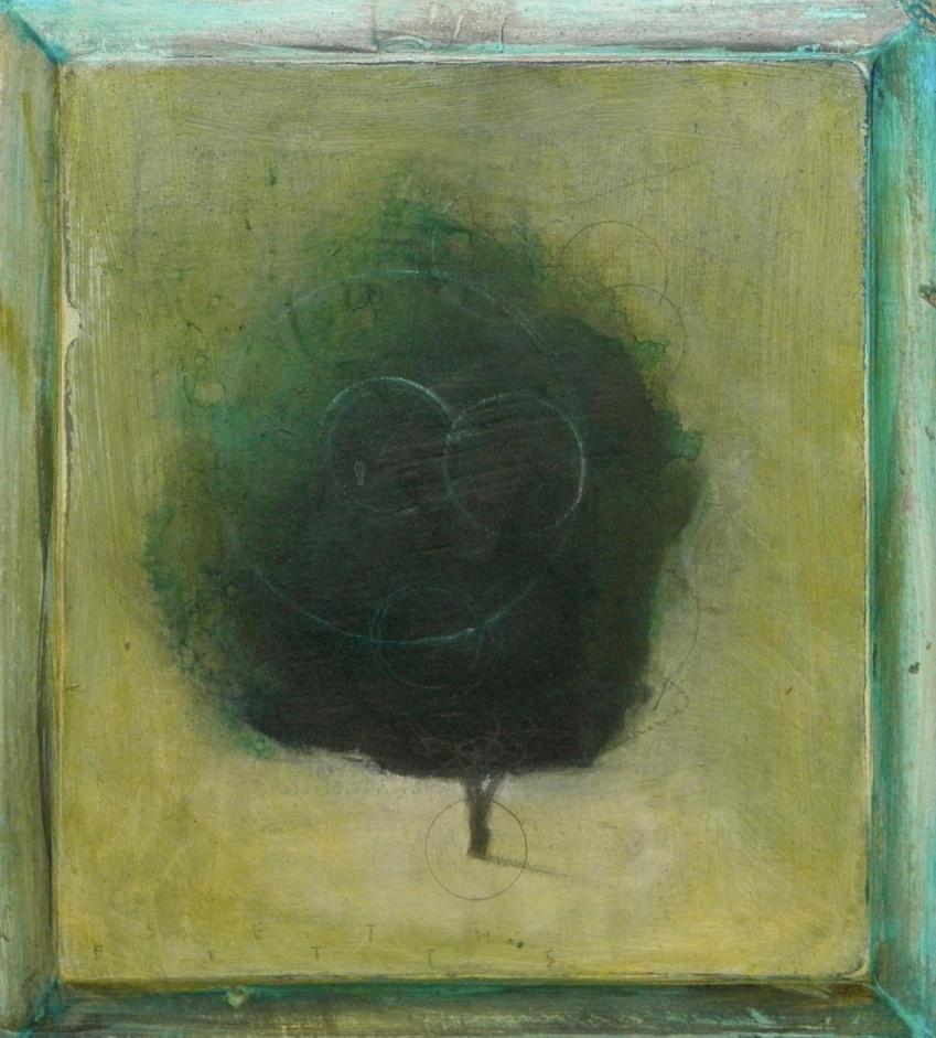 Green Tree, Conscious by SethFitts