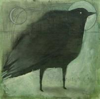 Black Bird, Night Bird by SethFitts