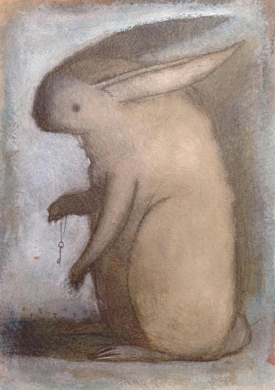 Rabbit, Key Keeping by SethFitts