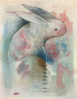 Rabbit Standing, Remembering