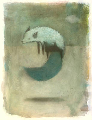 Fox, Hovering by SethFitts
