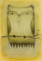 Little Yellow Owl by SethFitts