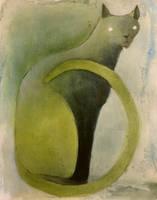 Green Watcher by SethFitts
