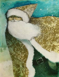 Santa 2014 by SethFitts