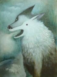 DogWolf (Breath) by SethFitts
