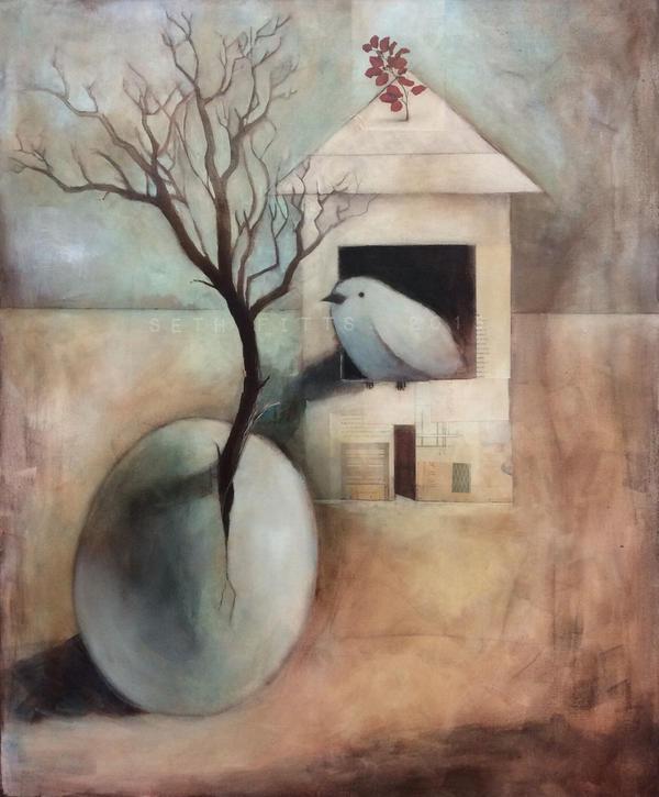 Witness, Arborous Egg by SethFitts