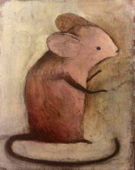 Red Mouse Gesturing