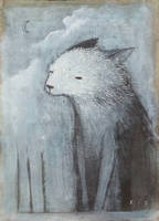 Waiting Spirit: Three Sticks by SethFitts