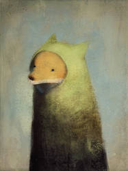 Green Hooded Fox