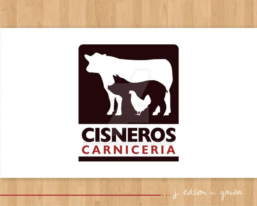 Logo Cisneros Carniceria By Joedsson On Deviantart