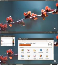 1st Ubuntu by Escasmu