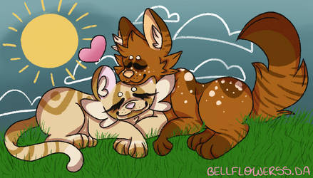 ~ You are My Sunshine ~ by BellFlowerss