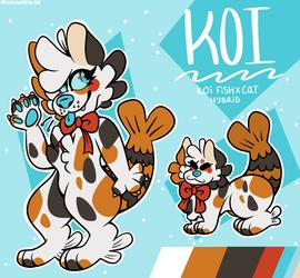 ~ Koi Adopt (OPEN) ~ by BellFlowerss