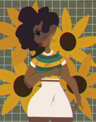 ~ Youre the Sunflower ~ by BellFlowerss