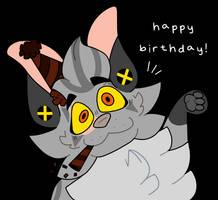 Happy Birthday Titanivm!