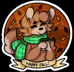 Happy Fall! YCH #1