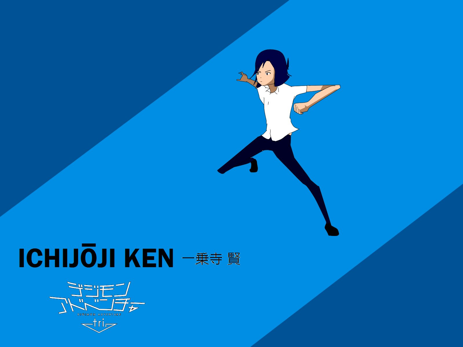 digimon adventure tri ken