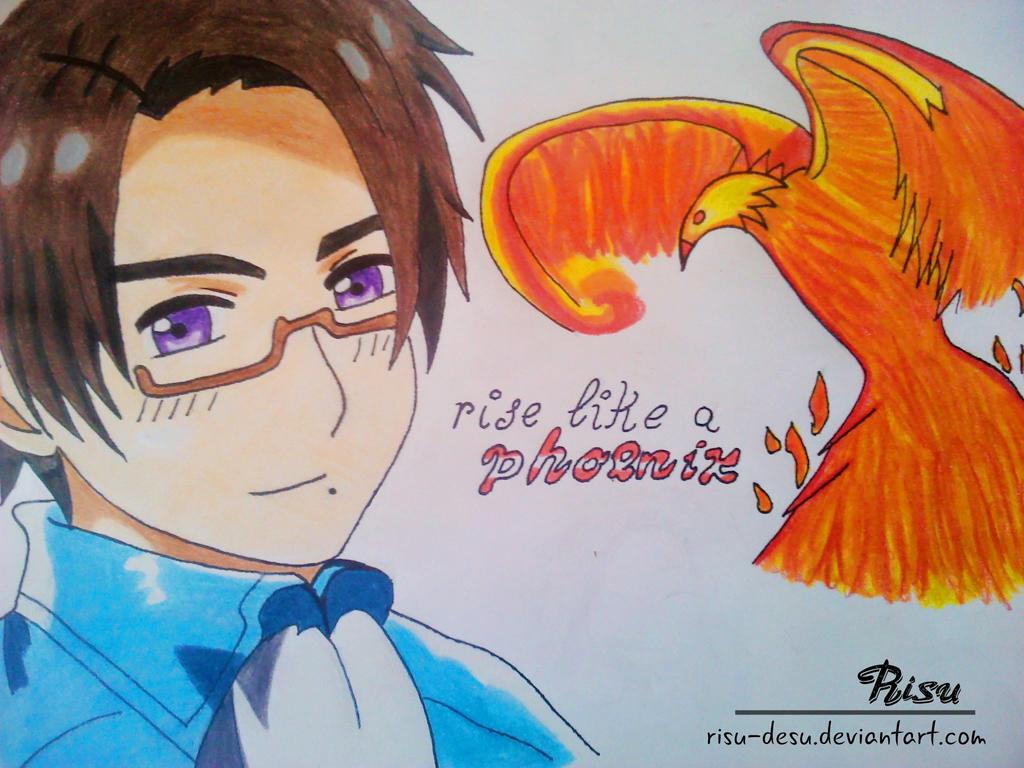 Rise like a phoenix by Risu-desu