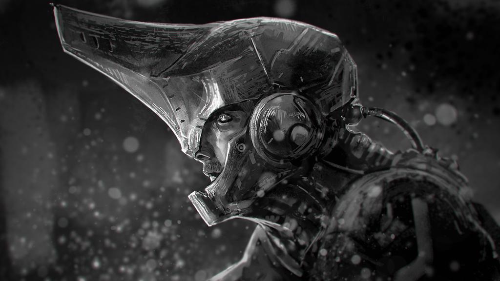 Horned Helmets By Gillesketting