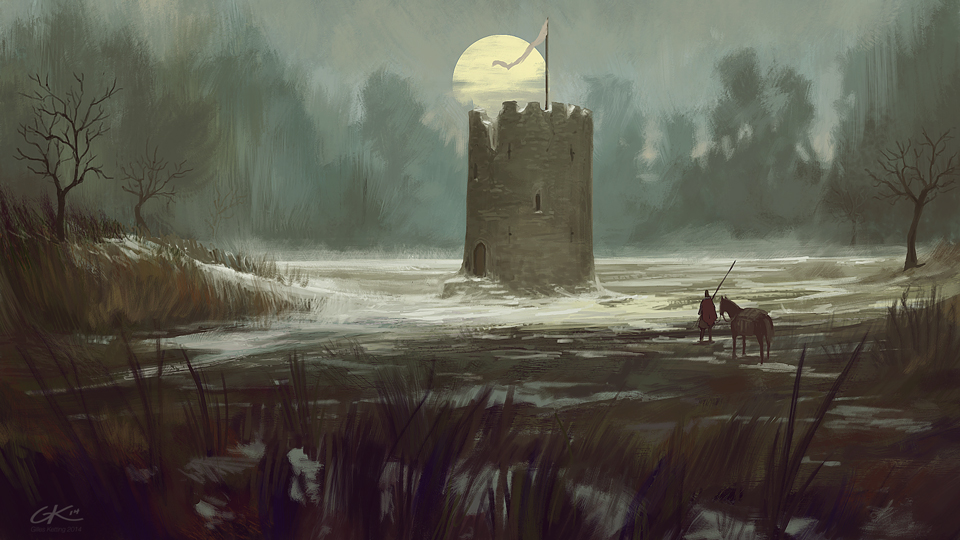 BogTower by Gillesketting