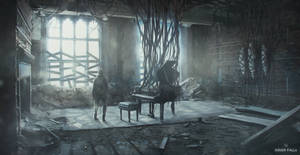 Ashen Falls - The Piano Room