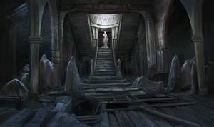 Ashen Falls - Lost Temple