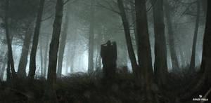 Ashen Falls - Wailing Woods