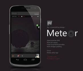 Meteor by twaintyfour