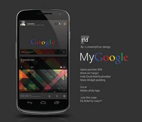 MyGoogle by twaintyfour