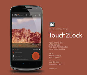 Touch2Lock by twaintyfour