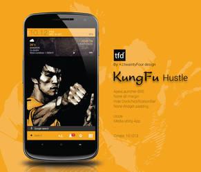 KungFu hustle by twaintyfour