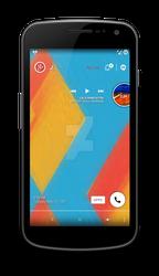 G+ New UI inspired by twaintyfour
