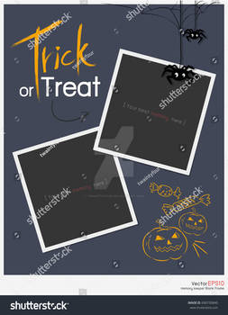 halloween night party trick or treat