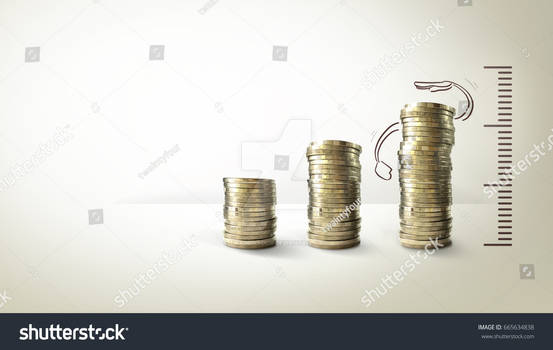 Saving-money-for-family-coin-stack