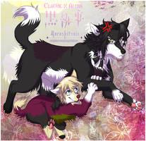.: Kuro :.  Claude x Alois by KarolyneRocha