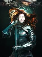 Brenda Stumpf - Underwater Series by KarolyneRocha