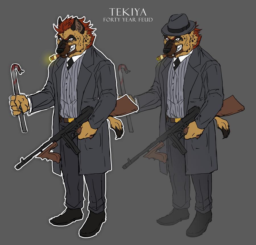 CM - Tekiya by Karolykan