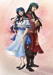 Tsuki e Yue