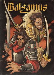 BALSAMUS - Cover