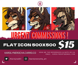 Commission ICON OPEN