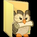 Owlicious Folder