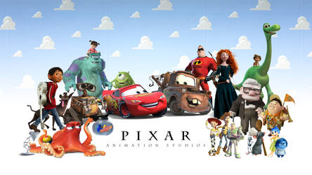 PIXAR WALLPAPER HD by diegio1996