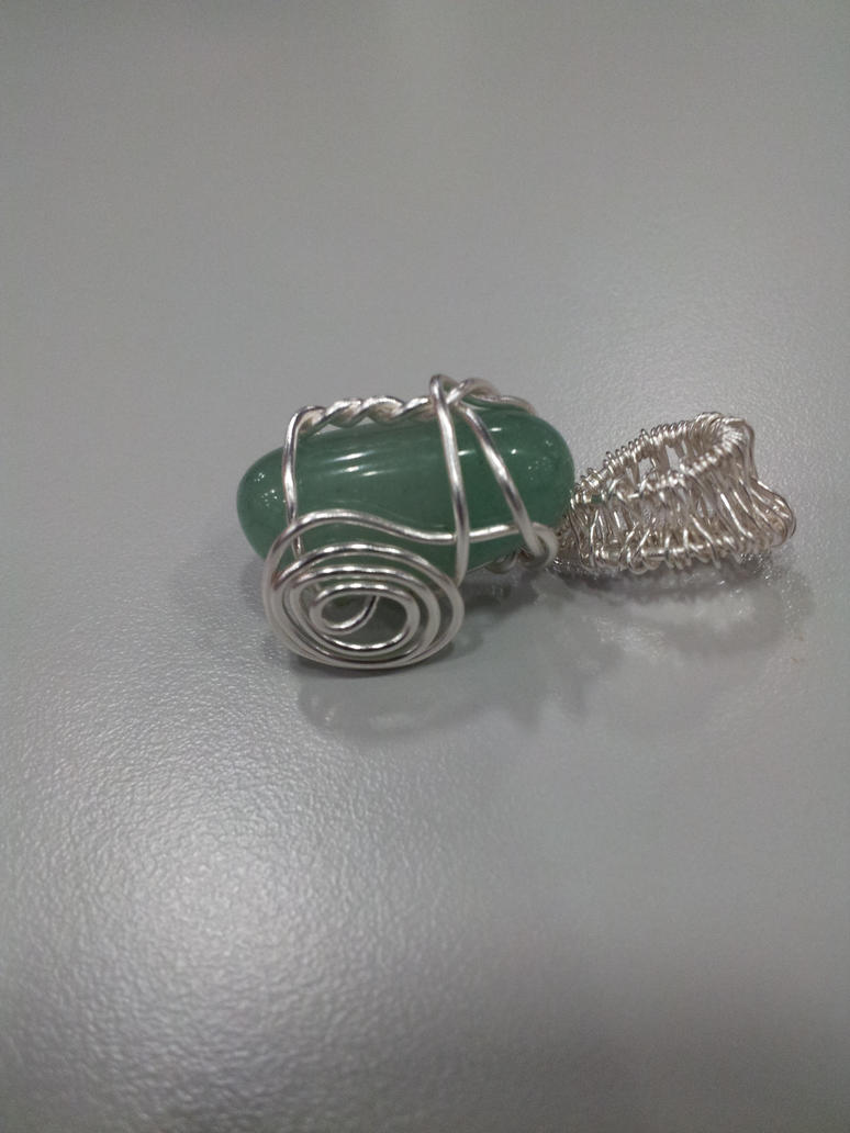 Wire wrapping by Annagong963