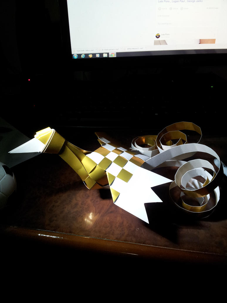 Origami Bird by Annagong963