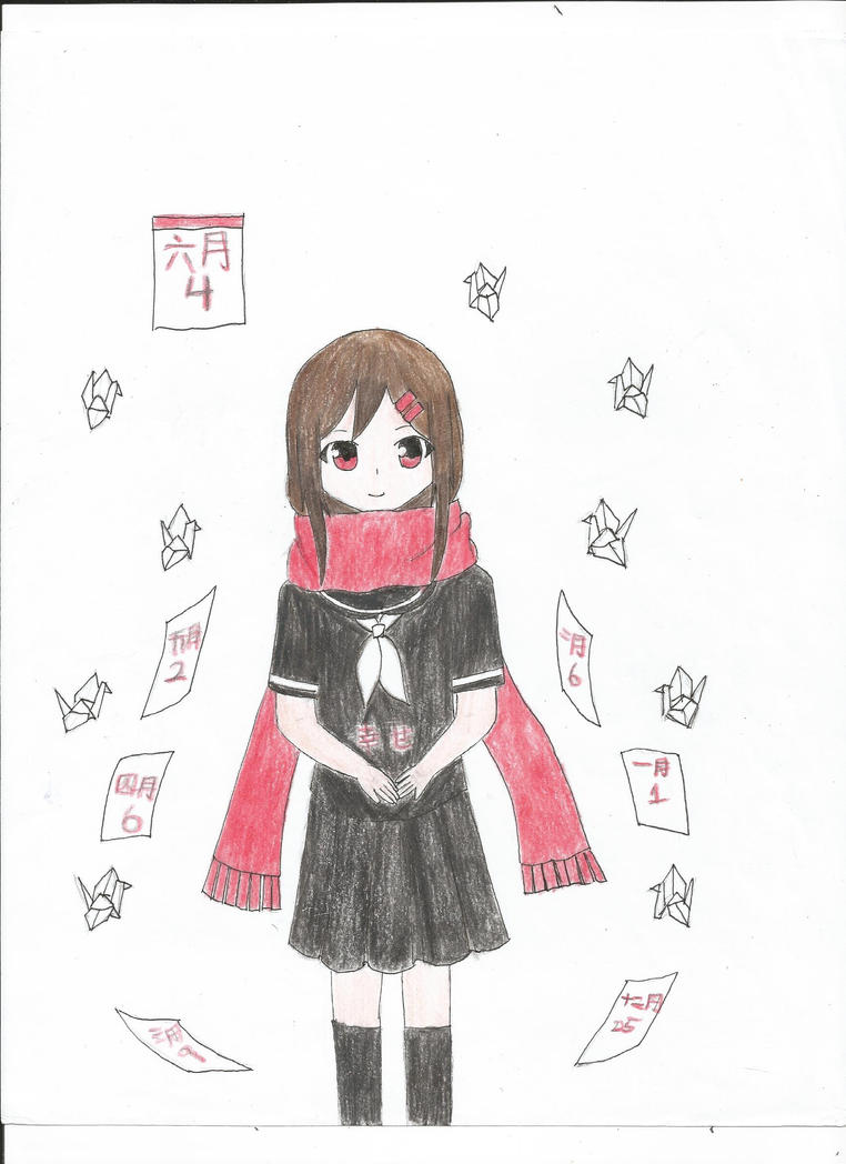 Ayano's theory of Happiness by Annagong963
