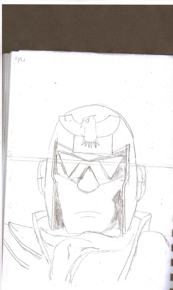 Captain Falcon by Luigidile7
