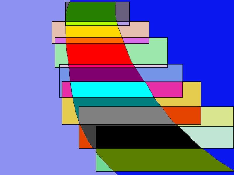 The Rainbow Stairway Of Fate by Luigidile7
