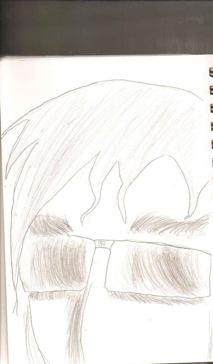 Sketch Dump - Man In Shades by Luigidile7