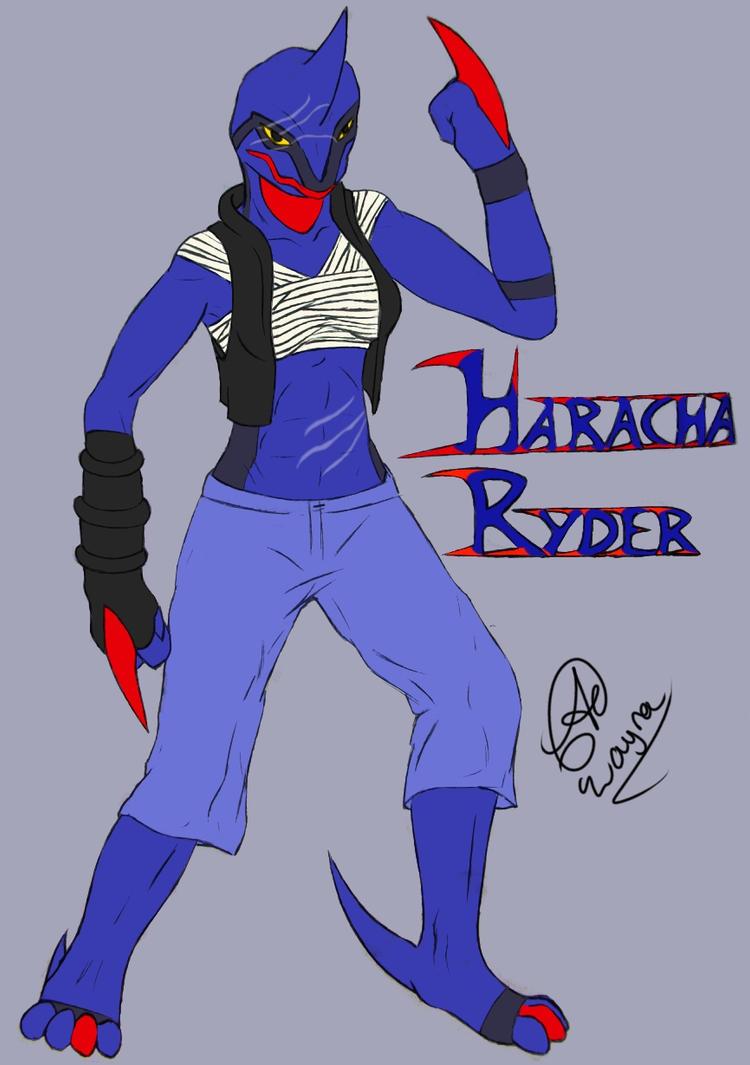 Haracha by WayraHyena